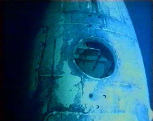 гибель подводной лодки московский комсомолец