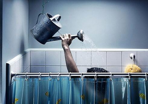 Киевляне остались без воды из-за долгов