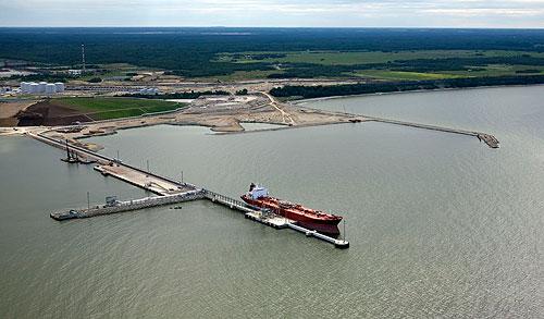 Силламяэский порт планирует увеличить грузооборот и количество рабочих мест