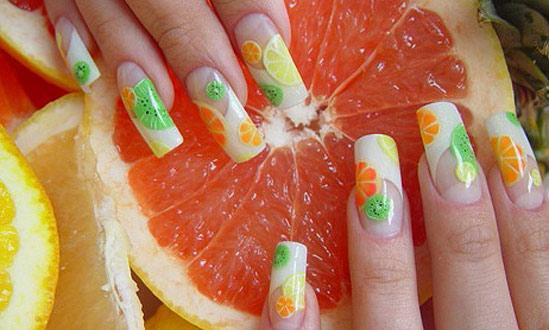 милый дизайн ногтей: