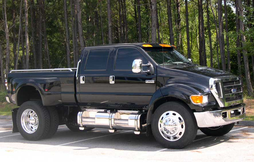 Ford Truck Limo Xtreme Ford F650 Super Truck